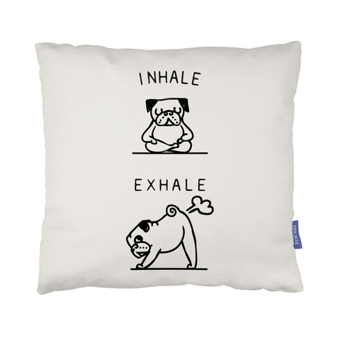 Yoga Dog Cushion | Gifts for Animal Lovers