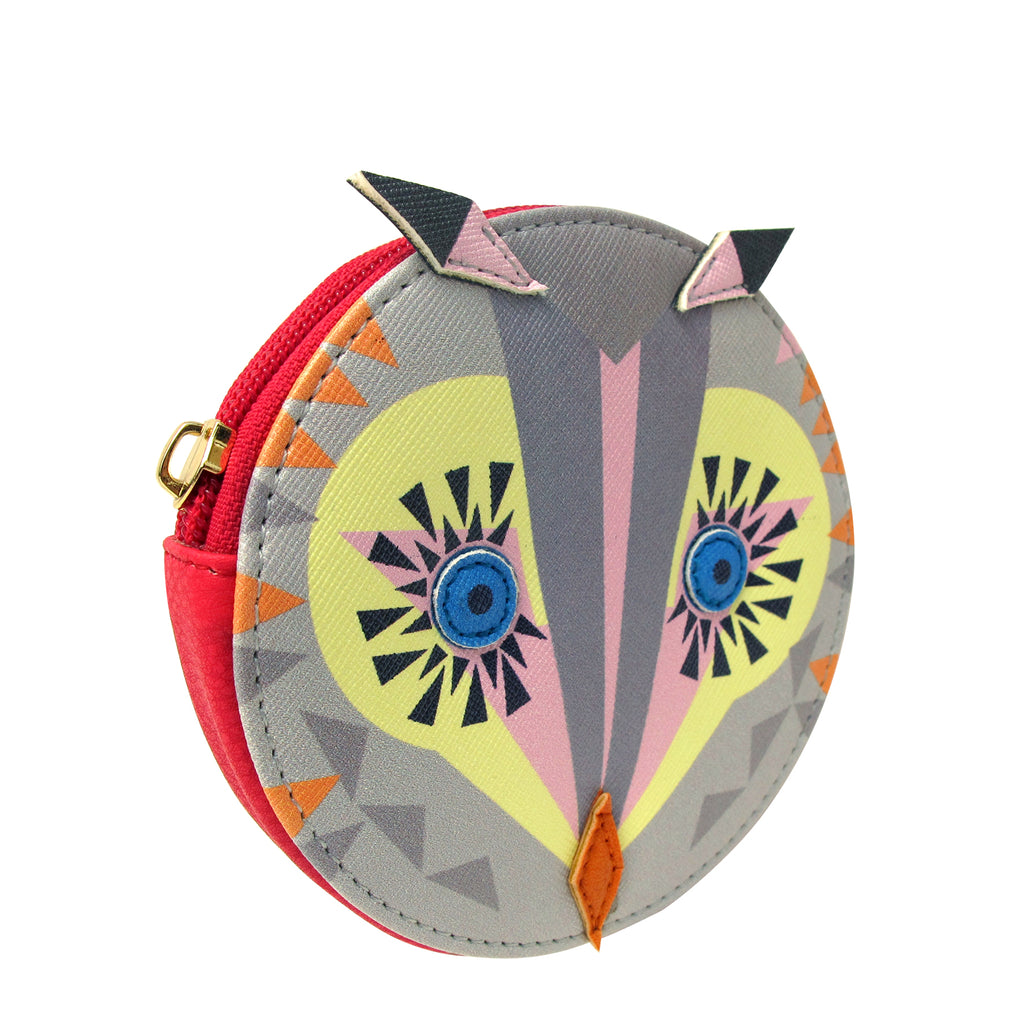 Geometric Owl Purse by Disaster Designs | Animal Accessories