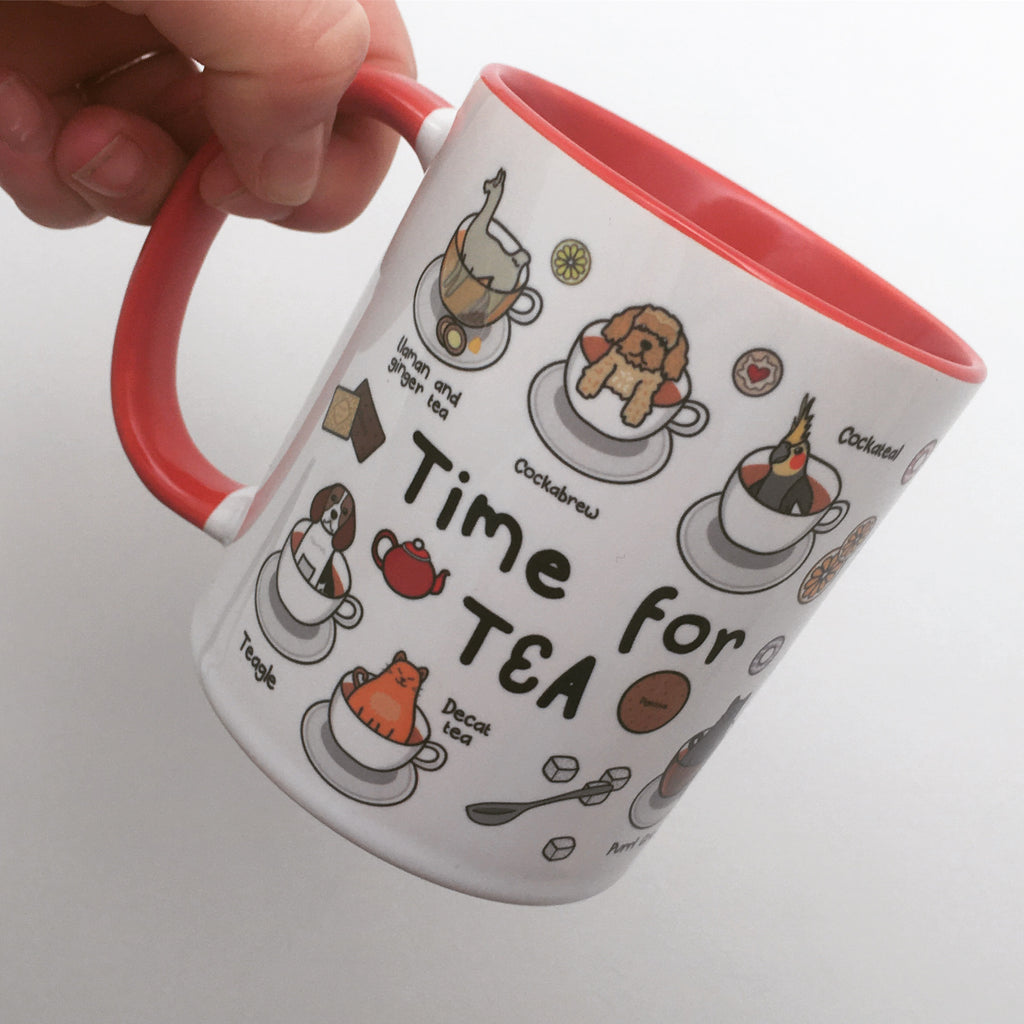 Time For Tea Mug