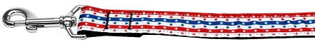 Stars and Stripes Nylon Pet Leash