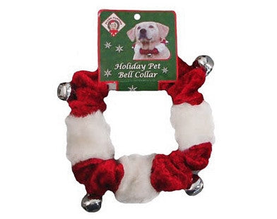 Holiday Bell Collar for Dogs