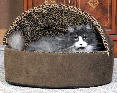 Lectro Kennel Deluxe Thermo Heated Cat Bed