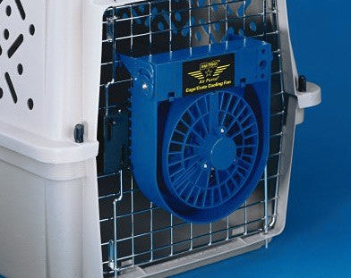 Metropolitan Vacuum Company Pet Crate Cooling Fan