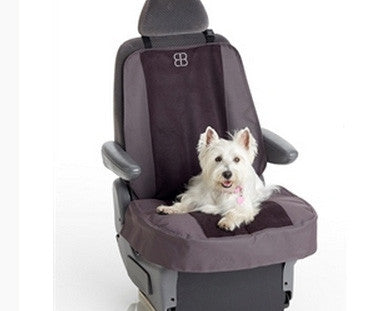 Pet Ego Velvet Front Seat Protector
