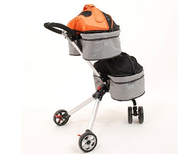Pet Ego Quadro Pet Stroller