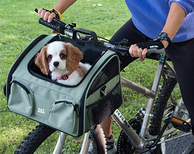 Pet Gear 3-in-1 Bike Basket