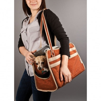 Hudson Pet Tote - Pet Carriers - Pet Travel Center