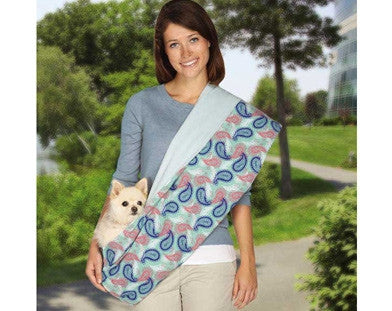 Reversible Sherpa Pet Sling