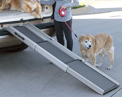 Solvit Deluxe Tri-Scope Pet Ramp
