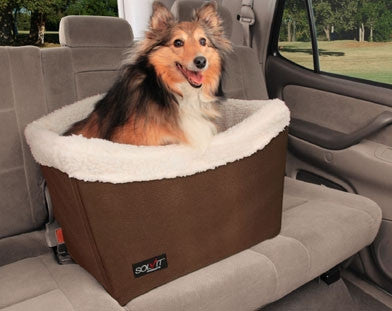 Solvit On-Seat Pet Booster Seat