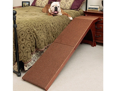 Solvit Wood Bedside Pet Ramp