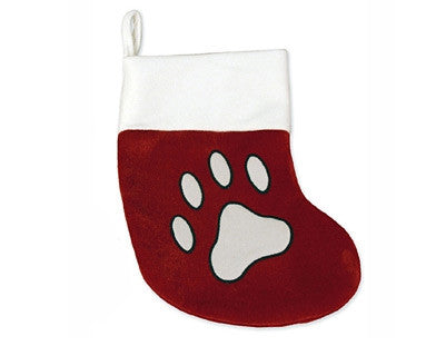 Stubby Paw Stocking