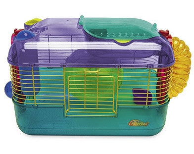 SuperPet One Level Hamster/Gerbil Cage