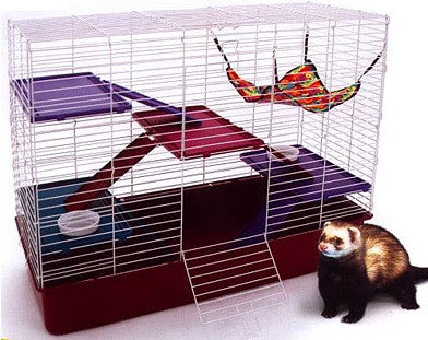 SuperPet Multi Floor Ferret Cage