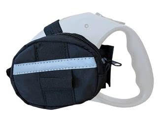 Flexi Retractable Leash Saddle Bag