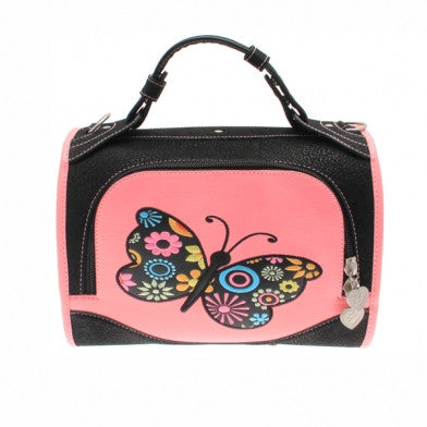 Butterfly Designer Pet Carrier