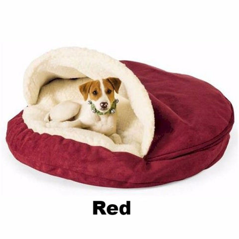 Snoozer Luxury Orthopedic Cozy Cave