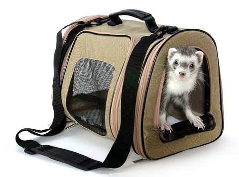 Marshall Ferret Designer Pet Tote