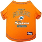 Miami Dolphins NFL Pet Gear