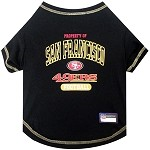 San Francisco 49ers NFL Pet Gear