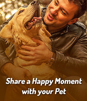 Share a Moment with your Pet