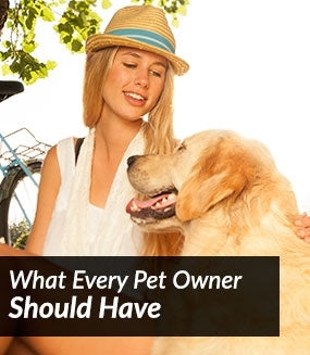 What Every Pet Owner Should Have