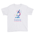 Girls Microscope Tee