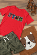 STEM Youth Tee - Red