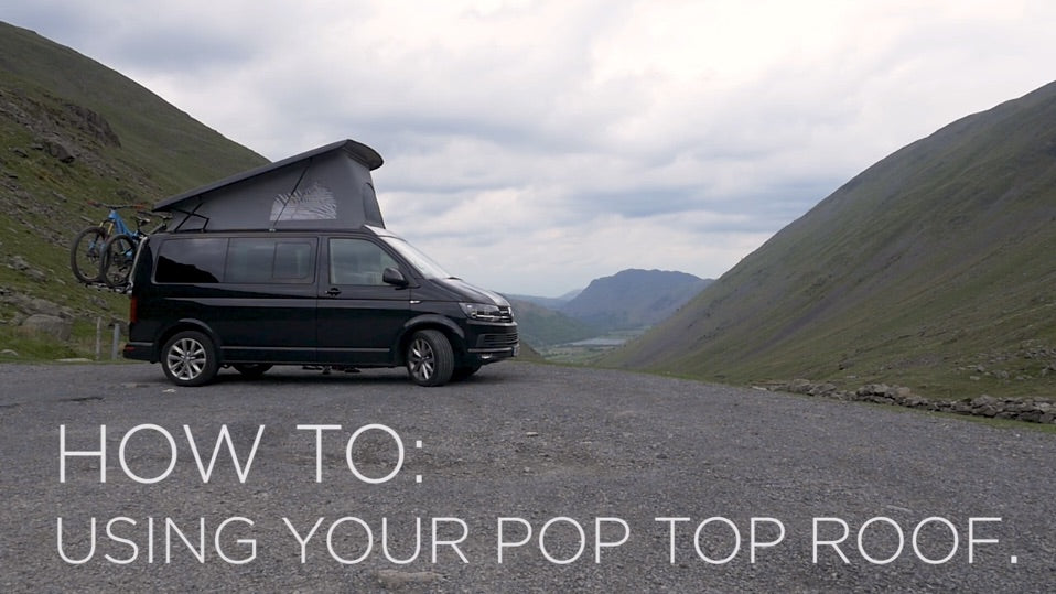 Video: How To Use A Pop Top Roof