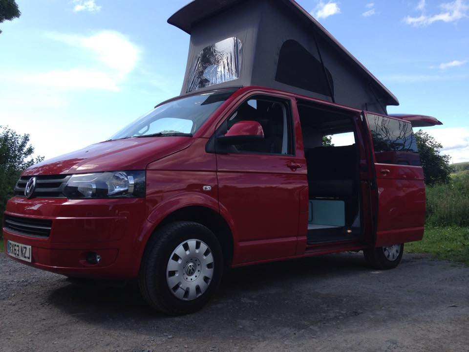 Full T5 Camper Conversion