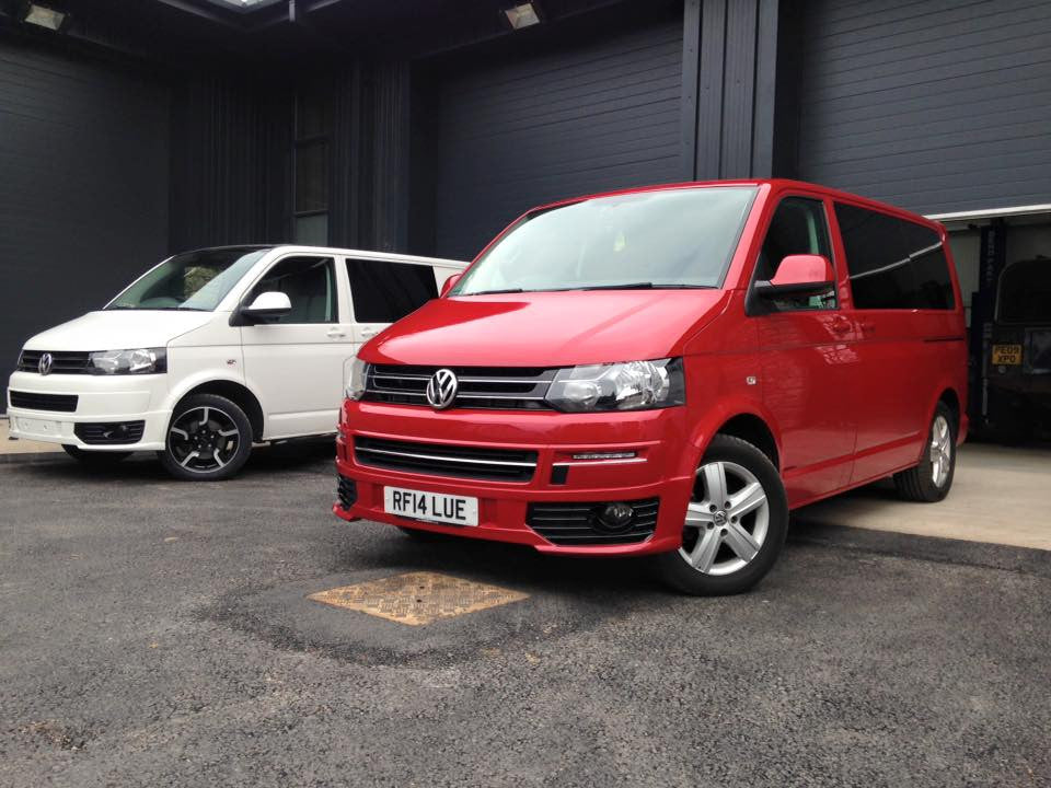 VW T5 Sportline Camper Conversion