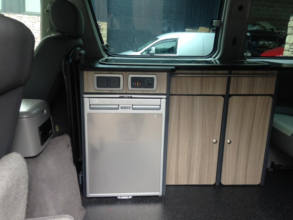 Mazda Bongo Van Kitchen & Floor Installation — SJ Campers