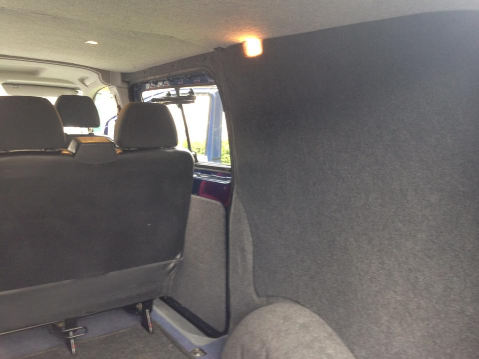 The Result Is That Your Van Looks Neat And Tidy There No Unsightly Excess Material