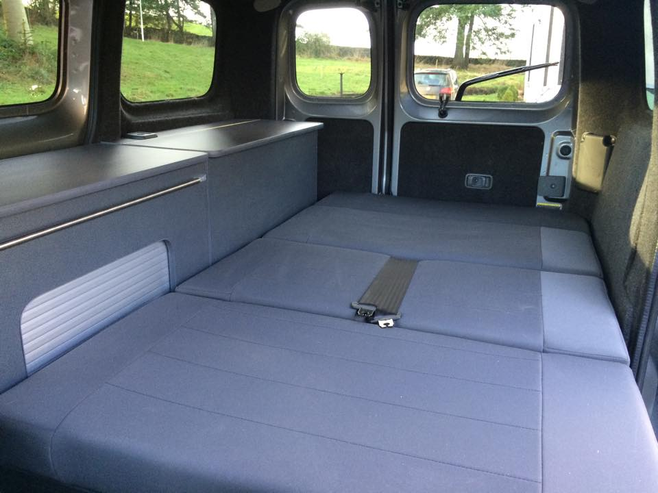Nissan NV200 Camper Conversion SJ Campers