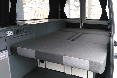 19478ca971 130 cm Wide 3 Seater Bed