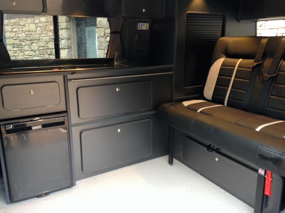 Adding A Set Of Units To Your Camper Van Will Make The World Difference How It Looks As Well Camping Experience When Out And About On