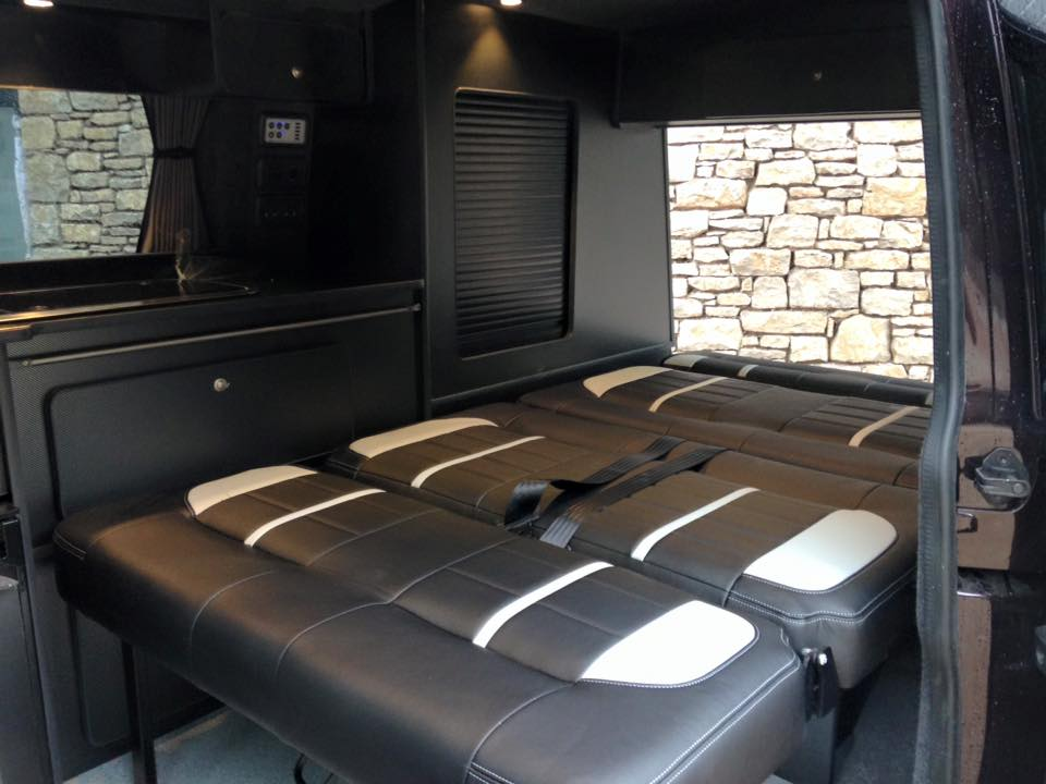 Rock And Roll Beds Vw Camper Van Conversions Kendal