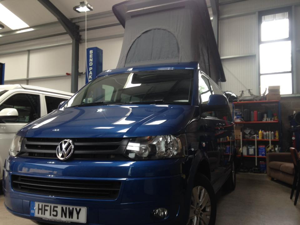 Volkswagen Transporter Camper Conversion