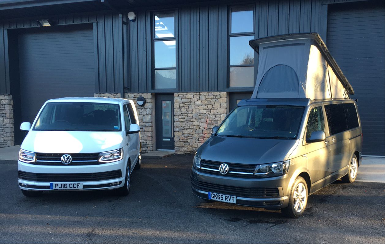 VW Transporter Vans in Kendal