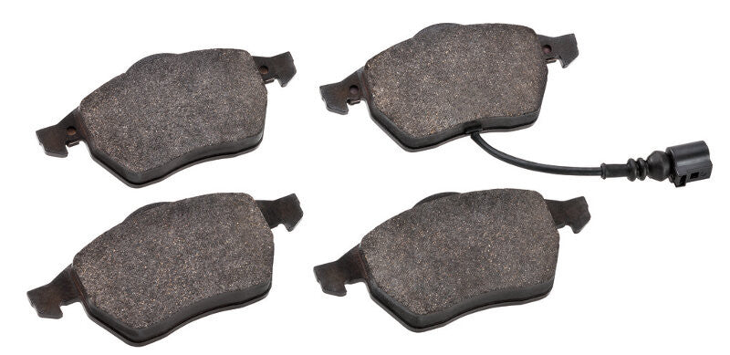 Genuine VW T5/T6 Brake Pads Front + Wear Indicator - 7H0 698 151