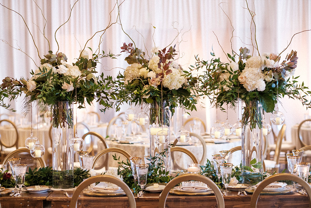 Perfect Pairings: How to Create Large Event Centerpieces with Pillows – 46  & Spruce | Wholesale Supply House