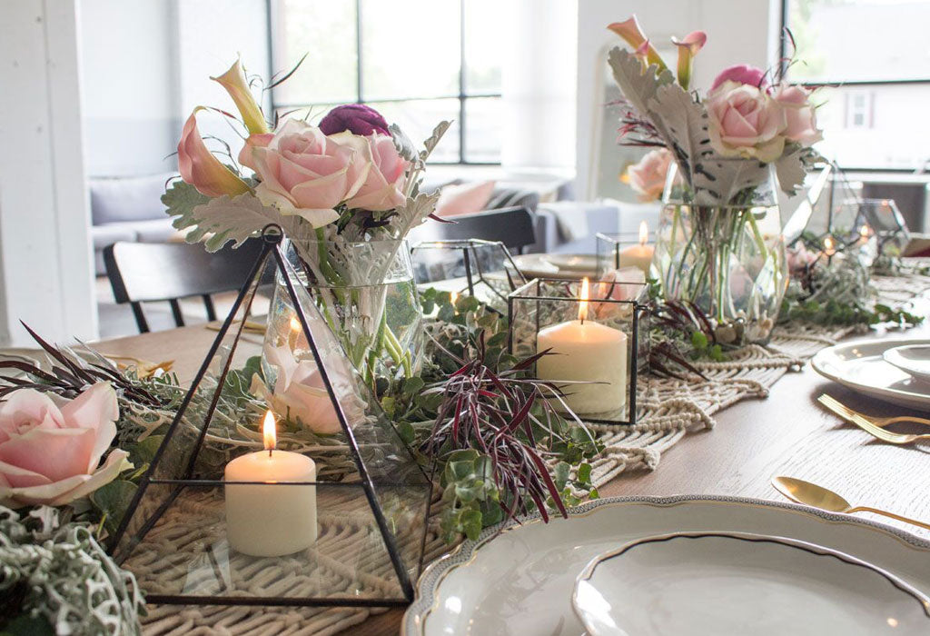 How To Wedding Centerpieces Holiday Edition 46 Spruce Home And