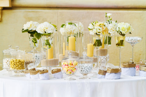 Magnificent Diy Candy Buffet Using Jars And Vases 46 Spruce Interior Design Ideas Grebswwsoteloinfo