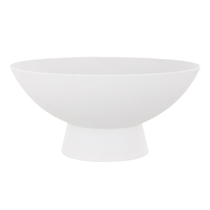 Holly Chapple Demi Stonecast Footed Bowl