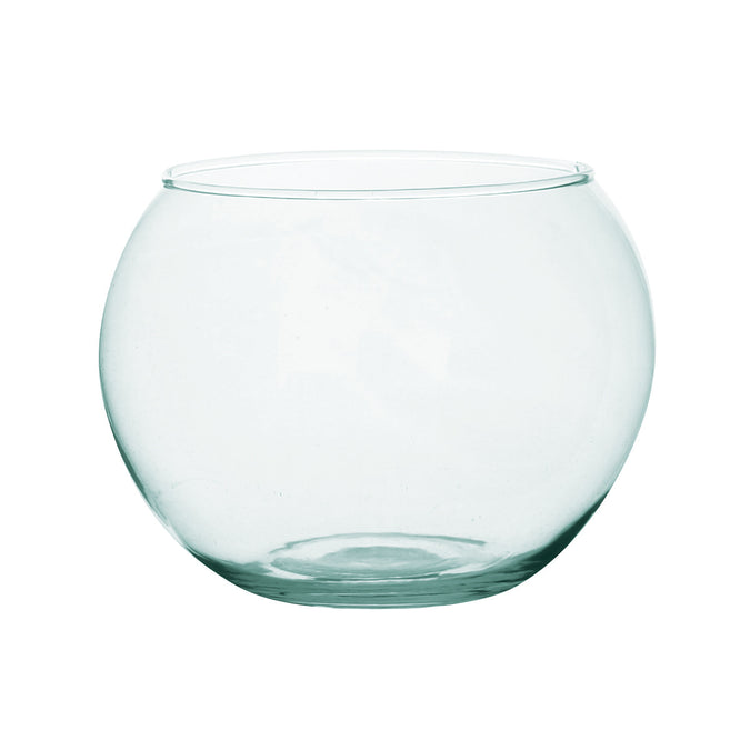 small bubble ball terrarium empty
