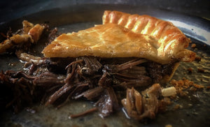 Dexter Beef Cheek & Smoked Oyster Pie