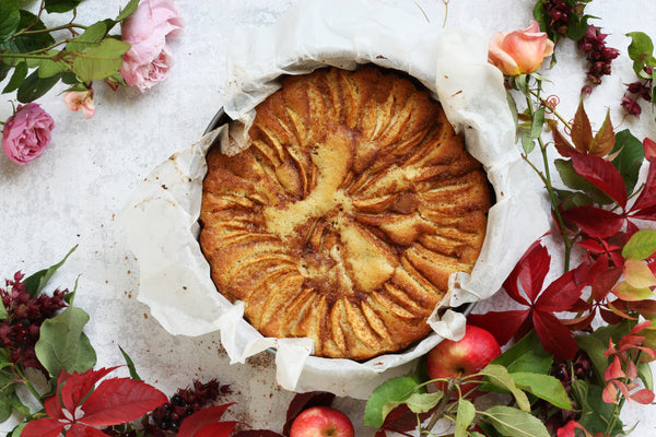 german apple cake rick stein autumn food stylist photography backgrounds styling manchester