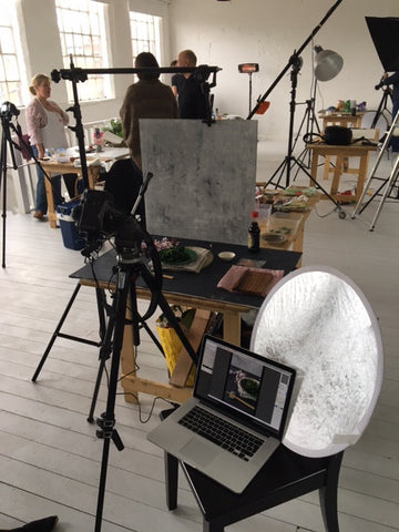 food styling workshop studio hire event nottingham photography