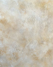 'Carlo' Hand-painted Photography Background Board - Deep textured plaster, warm cream tones