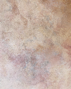 'Peachy' Hand-painted Photography Background Board - Peach